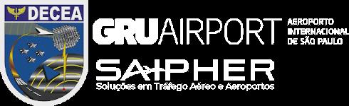 DECEA, GRU Airports e Saipher